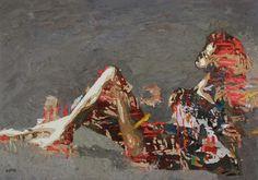 Hossam Dirar - Oil on Canvas Oil On Canvas, Painting, Artwork, Inspiration, Art Work, Biblical Inspiration, Work Of Art, Auguste Rodin Artwork, Painted Canvas