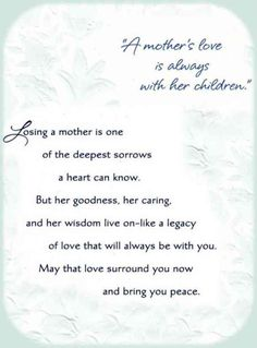 Krystie Schiele Quotes QuoteHD Quotes About Cancer Family and More Missing You Messages for Mother Who d Wordingessages 22 Touching Quotes for Beloved Mother s Anniversary 21 Remembering Mom Quotes Love Lives On Loss Of Mother Quotes, Mothers Day Quotes, Mom Poems, Mother Poems, Mother Passed Away Quotes, Daughter Quotes, Miss You Mum, I Love You Mom, Miss You Mom Quotes