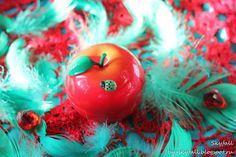Beauty addicted: Крем для рук Tony Moly Red Apple Hand Cream