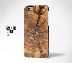 Tree Ring iPhone 6 CaseiPhone 6 Plus CaseiPhone 5s by Nanosart