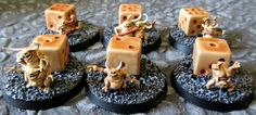Chaos, Daemons, Nurgling, Objective Marker, warhammer 40k