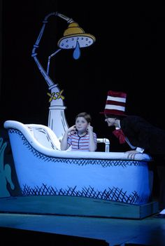 seussical the musical set - Google Search