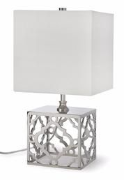"""Regina Andrew Alabaster Orb Lamp The color variation of alabaster grain offers natural appeal to this unique mini lamp. Standing only 16"""" high, the Alabaster Orb Lamp is a fitting lighting accent for"""
