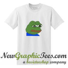 Pepe The Frog Sad T Shirt