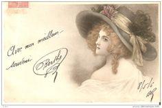 Postkaarten> Thema's> Illustratoren & Fotografen> Illustrators - Gehandtekend> Wichera - Delcampe.net