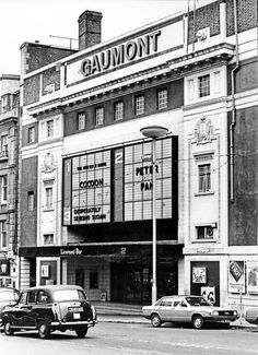 Former Gaumont cinema in Barkers Pool. Sheffield City, Sheffield England, Cinema Theatre, Movie Theater, Cinema Architecture, Leeds City, Northern England, Birmingham Uk, South Yorkshire