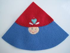 for conical shaped gnome doll