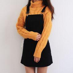 15 inspiring fashionable korean outfits 5 - fashion i like Teen Fashion Outfits, Edgy Outfits, Retro Outfits, Cute Casual Outfits, Fall Outfits, Vintage Outfits, Night Outfits, Korean Outfits Cute, Cute Overall Outfits