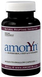 Amoryn is manufactured by BioNeurics, a U.S.A producer and distributor. The ingredients in this formula can help you feel happy, calm, and confident.  http://www.brainreference.com/amoryn/