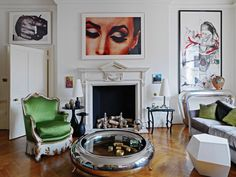 See more of Francis Sultana's London Apartment on 1stdibs