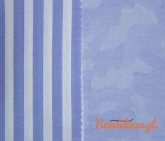 Która tkanina lepsza? Standardowy pasiak, czy ciekawe stonowane moro? :)  #szyjemy #szycie #szyje #sewing #materiały #fabrics #tkaniny #bawełna #cotton #pasja #moda #fashion #style
