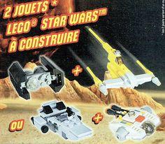 En mai avec le magazine LEGO Star Wars MEGA : Rien d'inédit...: Le numéro 2 du magazine LEGO Star Wars (devenu trimestriel depuis le… #LEGO