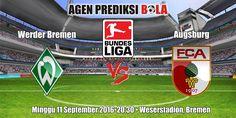Prediksi Bola Werder Bremen vs Augsburg 11 September 2016