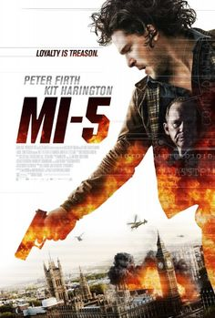 Peter Firth and Kit Harington in MI-5 (2015)