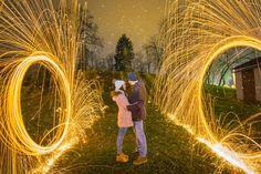 Love Story by Srdjan Vujmilovic #abstract #lightpainting