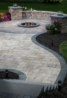 Patio Paver Patterns & Design: Trends in Paver Laying Patter