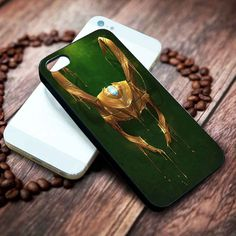 Loki Helmet | Marvel | The Avengers | custom case for iphone 4/4s 5 5s 5c 6 6plus case and samsung galaxy s3 s4 s5 s6 case - RSBLVD