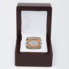 Washington Redskins 1987 NFL Super Bowl XXII Championship Ring