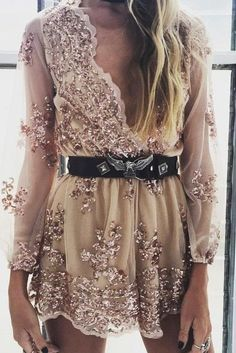 We founded for you 60 trending outfit ideas that shows the multiple great ways to dress up and hot weather summer style. Dress Outfits, Cute Outfits, Fashion Outfits, Dresses, Sparkle Outfit, Lace Romper, Complete Outfits, Outfit Goals, Playing Dress Up