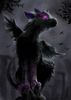 Trico last guardian by masshi128.deviantart.com on @DeviantArt