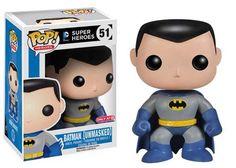 Batman Unmasked Batman Pop! Vinyl Figure