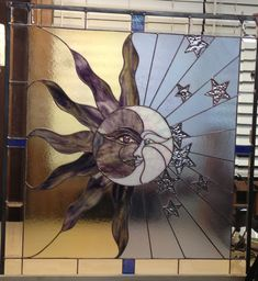 Broken Glass art - Sea Glass art For Sale - Fused Glass art Leaves - Water Glass art Stained Glass Suncatchers, Stained Glass Crafts, Stained Glass Designs, Stained Glass Panels, Stained Glass Patterns, Stained Glass Door, Broken Glass Art, Sea Glass Art, Glass Wall Art