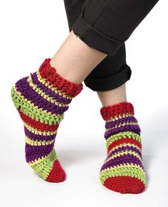 Read this sock review here: http://www.oombawkadesigncrochet.com/2014/03/crocheting-circles-review-giveaway.html