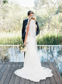 Awesome 51 Gorgeous Veil For Your Wedding Day