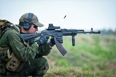 The Guns of Russian Special Forces - The Firearm Blog