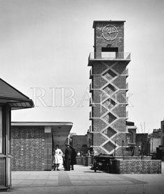 Clock Tower Chrisp Street Irish Catholic, East End London, Street Image, London Architecture, London England, Big Ben, The Past, Old Things, Tower