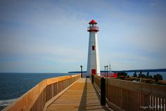 St. Ignace, Michigan, lighthouse