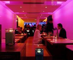 Oni Japanese dining, Prinsestraat. Den Haag.