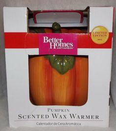 Better Homes Gardens Gingerbread House Electric Wax Tart