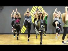 """""""Get Low"""" by Dillon Francis (dance fitness choreography by REFIT®) - YouTube"""