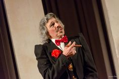 "Mario Bresciani Monsieur De Champrinet Commedia ""In dolce attesa"""