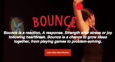 Bounce.