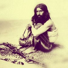 SufiDervish, Iran, late 19th century