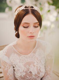 THE NORWEGIAN WEDDING BLOG : Jannie Baltzer 2014 Collection - Part Two - Hårpynt til Brud
