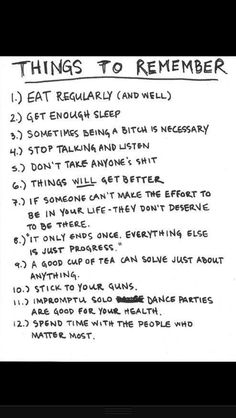 List.....love the fact one of the quotes is a Lost quote
