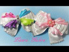 Moño para princesas Bows for princesses Laço para Princesas - YouTube