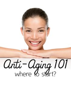 How to Create an Anti-Aging #Skincare Routine! Easy to follow, really helps sort out what you need and why.