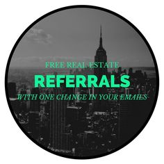 How To Get Real Estate Referrals Like A Top Producer With One Simple Change In Your Business: