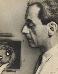 Self-Portrait with Camera, Man Ray, 1932. © Man Ray Trust ARS-ADAGP