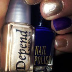Nails my life!