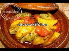 Tajine viande et Courge -Slaoui/Meat&Squash Tagine-Sousoukitchen - YouTube