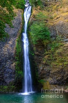Horsetail Waterfall : http://fineartamerica.com/profiles/robert-bales/shop/all/all/all