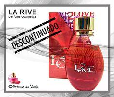 Perfume DESCONTINUADO 2 Love La Rive Eau de Parfum #perfumeaovento #perfume #parfum #fragrancia #fragrance #perfumarialarive #contratipo #perfume2lovelarive #2lovelariveeaudeparfum #lariveparfums Visite o blog Perfume ao Vento. Perfume Parfum, Perfume Bottles, La Rive, Vodka Bottle, Cosmetics, 1, Blog, Dark Places, Moisturizer
