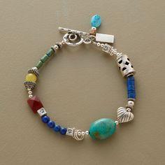 HAPPY DAY BRACELET - Bracelets - Jewelry | Robert Redford's Sundance Catalog