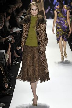 Michael Kors Collection Fall 2008 Ready-to-Wear Fashion Show