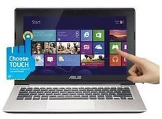 "Asus VivoBook 11.6"" Touchscreen Notebook, Core i3, 500GB HDD, 4GB Ram - Pink"